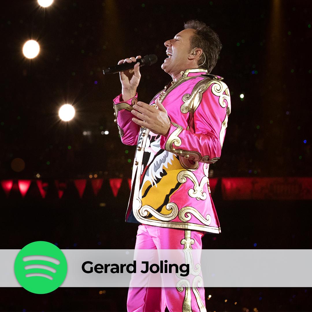 Zing jij ook met mij mee? 🎤 Via Spotify kun je al mijn muziek gratis beluisteren! 😄👉 https://t.co/Hb6x0u5rkW #gerardjoling #Spotify https://t.co/2Lmo8TJeS3