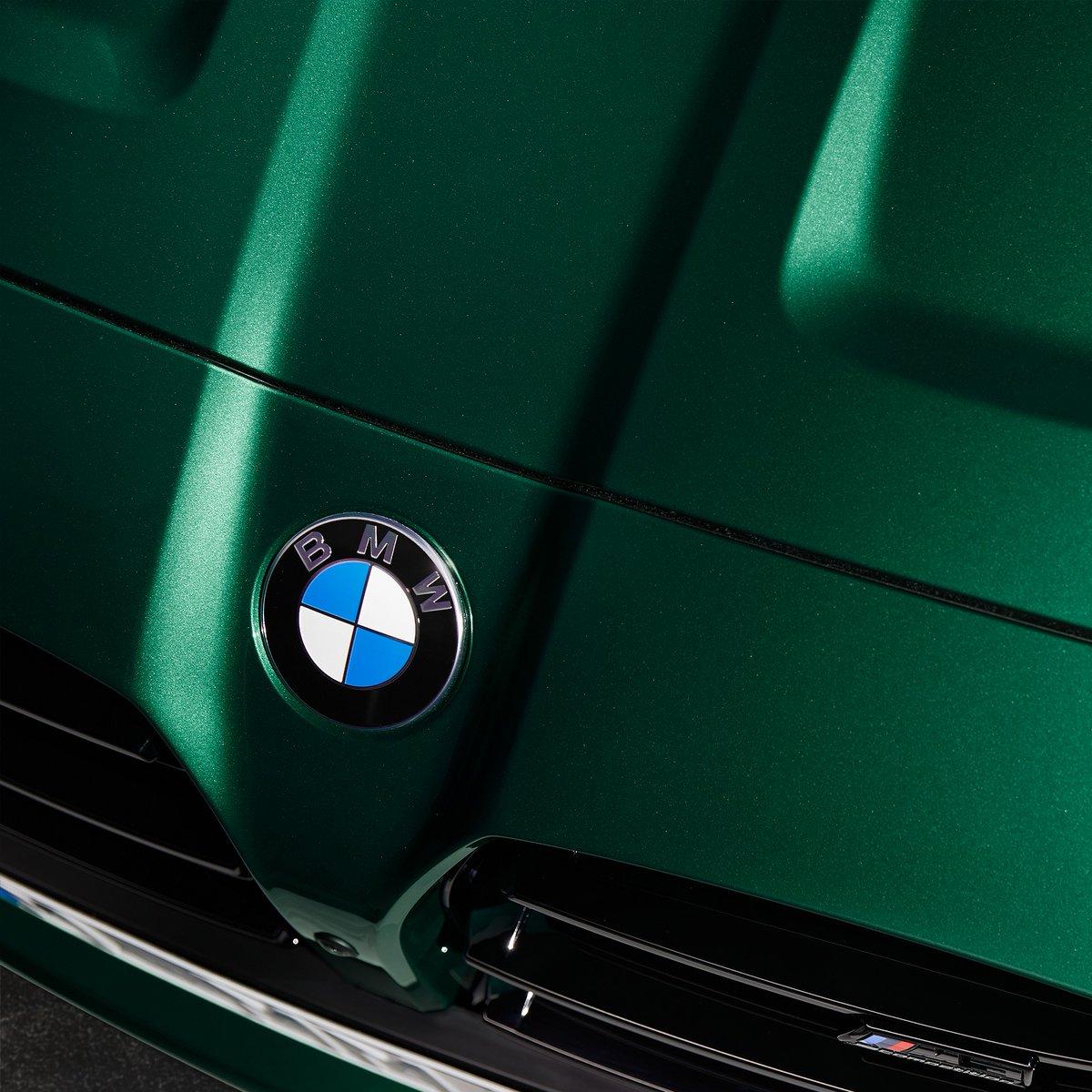 BMW M Town Drift Happens Frauen Bio-T-Shirt