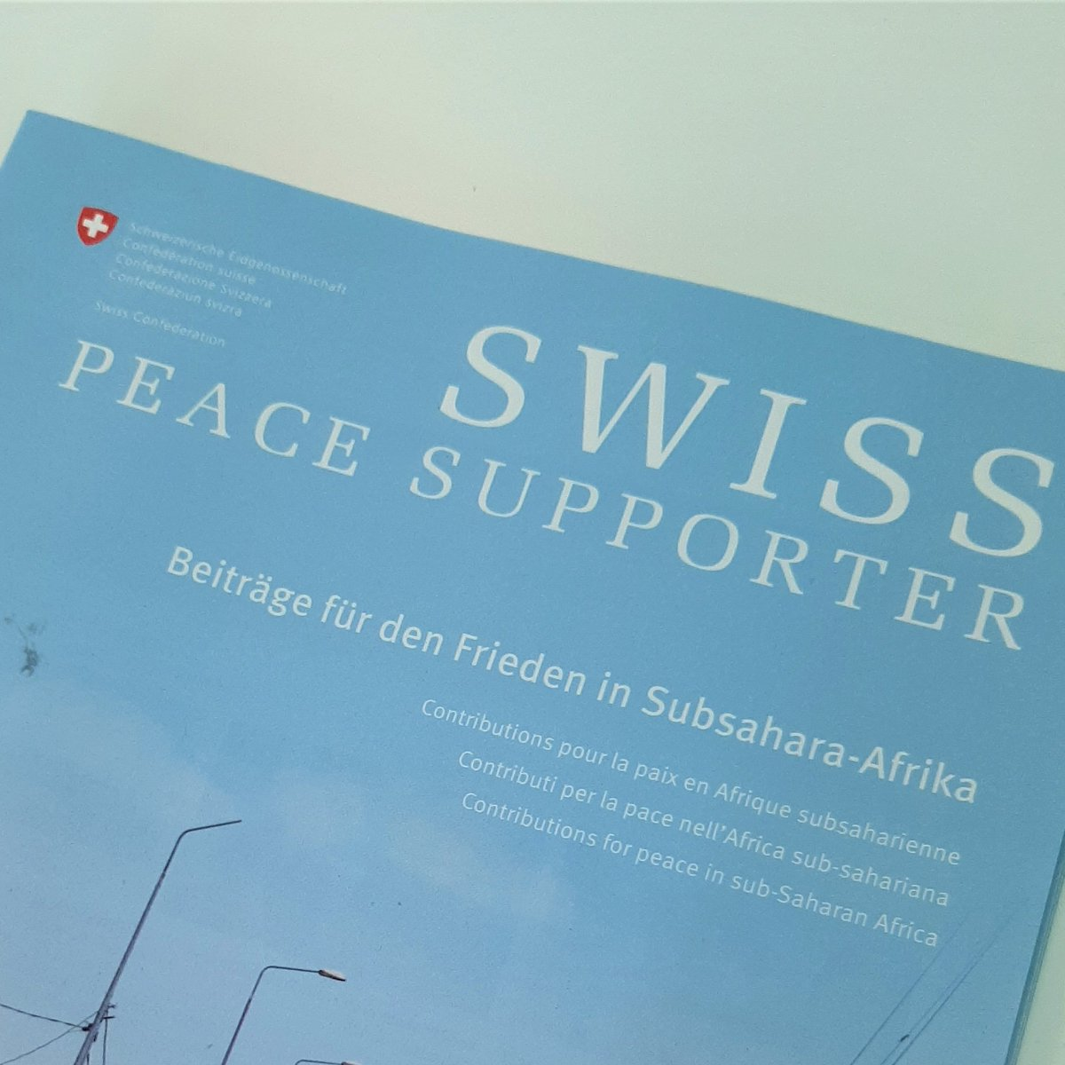 A real pleasure to be featured in the #SwissPeaceSupporter for our 20th anniversary. A bit about our work in Sub-Saharan Africa and supporting the #UN and #multilateralism for better #SSG #SSR     Get a cup of tea and spend a little time with us today   >> https://t.co/KLykLxqlun https://t.co/p3uZaBMKNC