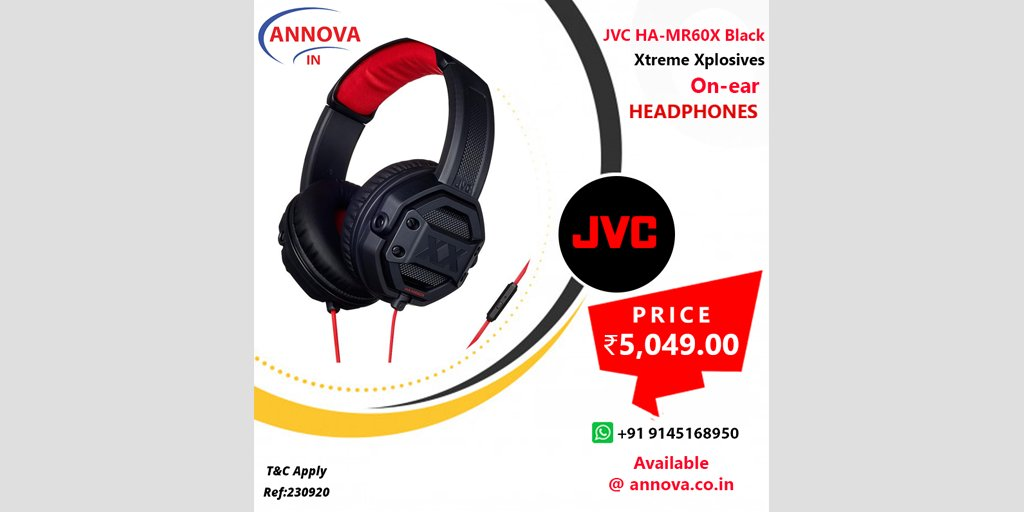 Annova India brings your most popular and In-Demand JVC headphones that have splendid features that amaze you. Buy @ https://t.co/syMdVc6SFy  #musicindia #Headphones #Instamusic #Music #Earphones #Microphones #JVC #JVCHeadphones #JBL #JBLHeadphones #BlackHeadphone #Time100 #JHOPE https://t.co/nA8ePb3oVz
