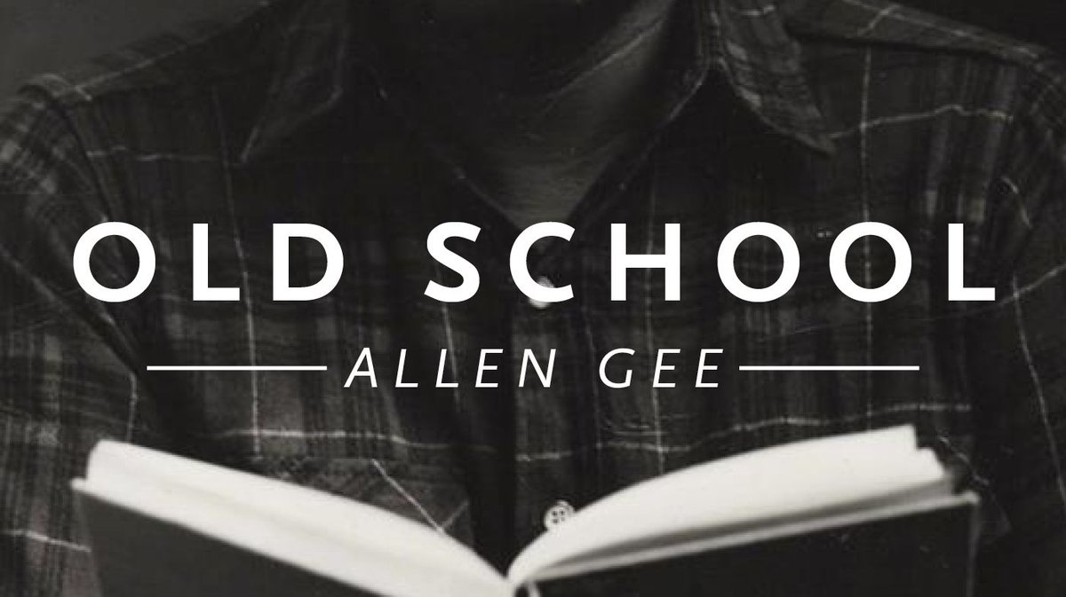 "Today is your last day to receive an e-book of Allen Gee's longform essay ""Old School"" when you donate to @BeachInstitute, the James Alan McPherson Scholarship Fund (@uiowa), or @BlackVotersMtr! Let us know via DM or email us at pshares@pshares.org. https://t.co/zzJiTBZYzV https://t.co/b1d71AveKD"
