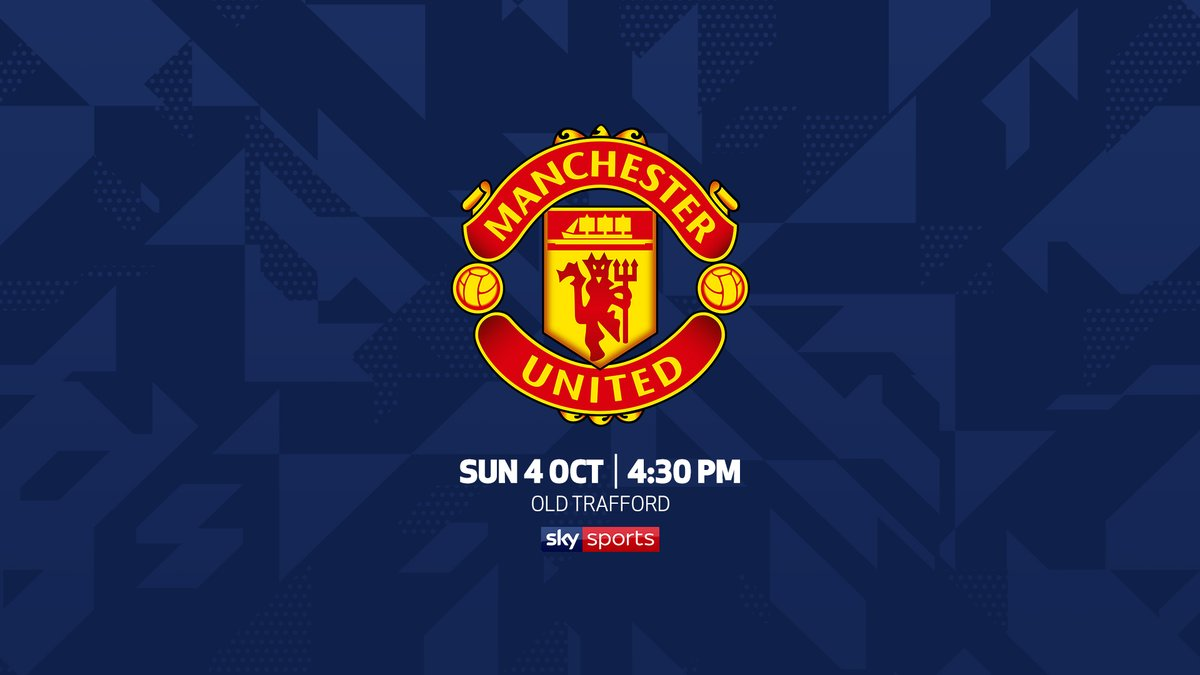 🗓️ 📺 Our Premier League fixture against Manchester United has been rescheduled for television coverage.  #THFC ⚪️ #COYS https://t.co/q1uvf1SGUl