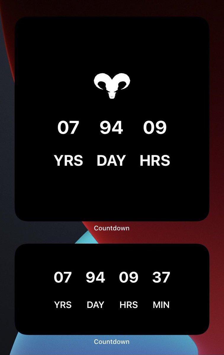 Countdown App (@countdowntheapp)