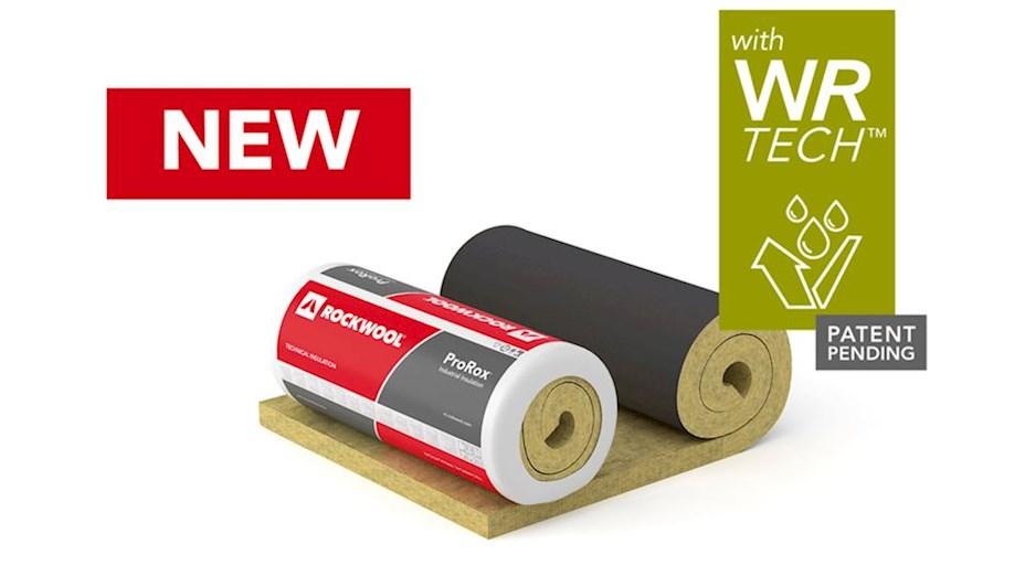 @rockwoolna Technical Insulation ha presentado la nueva manta de lana mineral de roca #ProroxMA961 con #TecnologíaDeRepelenciaAlAgua #WRTech. Aquí más información: https://t.co/51k5m1PaSs  #ShelterMX #RockwoolTechnicalInsulation #RTI https://t.co/bZw4h8wJDI
