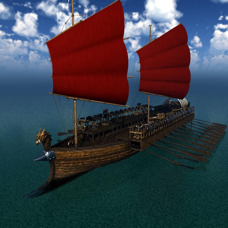 RT @mirye: More renders of #Orc Warship 3D model for #Shade3D #Blender #DazStudio & more for #gamedev & animation. #dazstudiosales https://t.co/keLcZkRWJr https://t.co/ExJuncXEyA