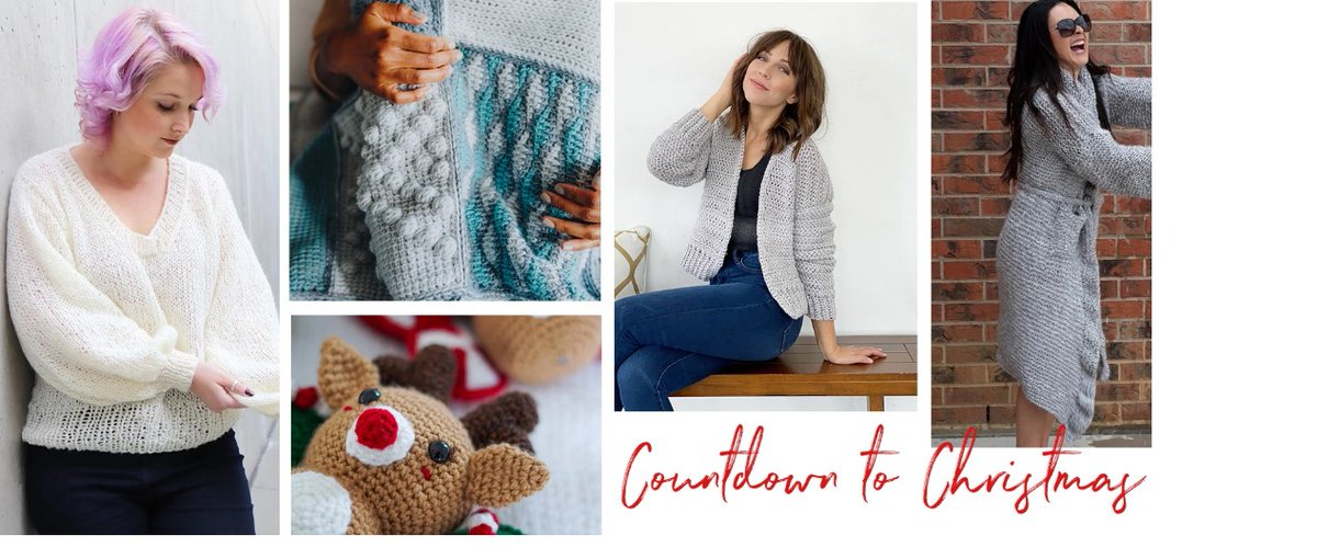 It may only be September now, but December will be upon us before we know it! Get holiday-ready this year with 16 new knit & crochet kits from our blogger designers #CountdownToChristmas . https://t.co/RSeyLXvnK1 https://t.co/0H6MTQiI67
