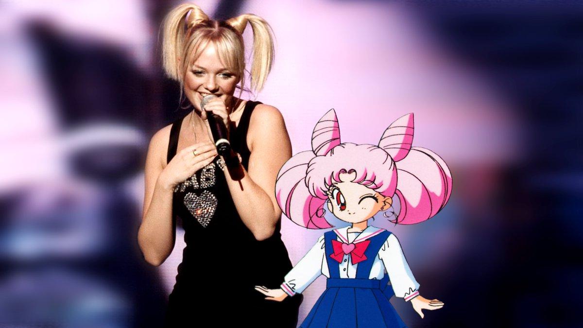 AWW! Remember when Baby Spice wanted to be Chibi Spice?  #CrystalCon #SailorMoon #BabySpice #EmmaBunton #Anime #Singer #Music #Blonde #PigTails #Otaku #Celebrities #ChibiUsa #Chibi #Hair #SpiceGirls @EmmaBunton https://t.co/BcFAMxaVV8
