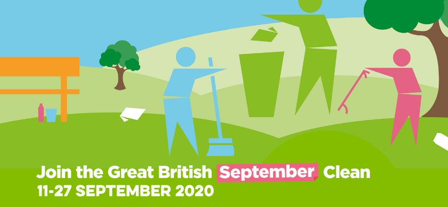 📢 #litterheroes far and wide...  ⌚️There's still time to join in the @KeepBritainTidy  #GBSeptemberClean  🚮 #DontBeATosser - every one of us should be doing our bit, by binning our litter or taking it home!  ℹ️ More info at https://t.co/PQNa4Kscdh https://t.co/7N2Uluvxq5