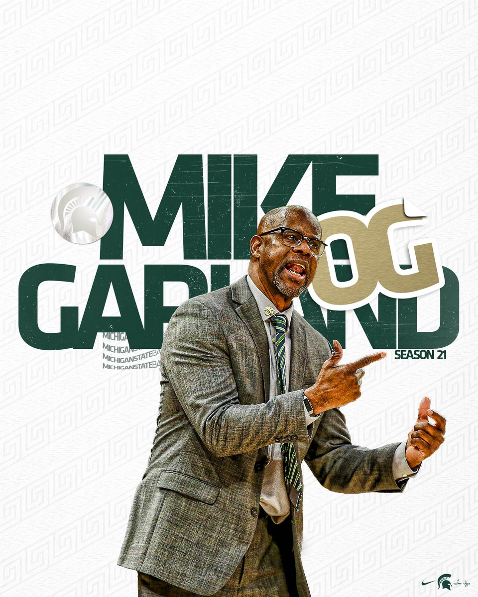 The 𝟮𝟬𝟮𝟬-𝟮𝟭 squad: Assistant Coach Mike Garland 🏀 https://t.co/RV04x9CJR1