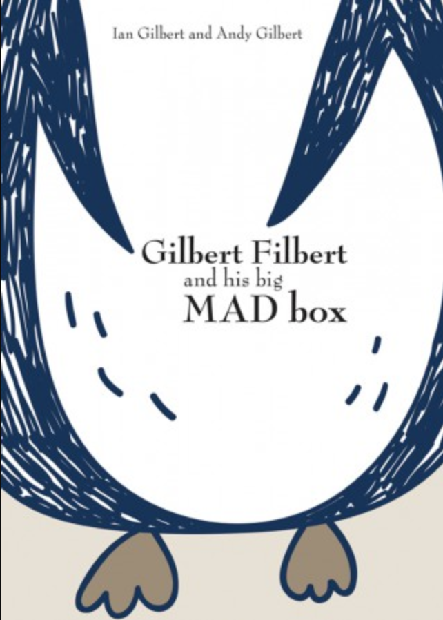Ooo this is not to be missed! We love #GilbertFilbert and his Big MAD Box – find out more about the book here: https://t.co/KP9S1QxMHS.