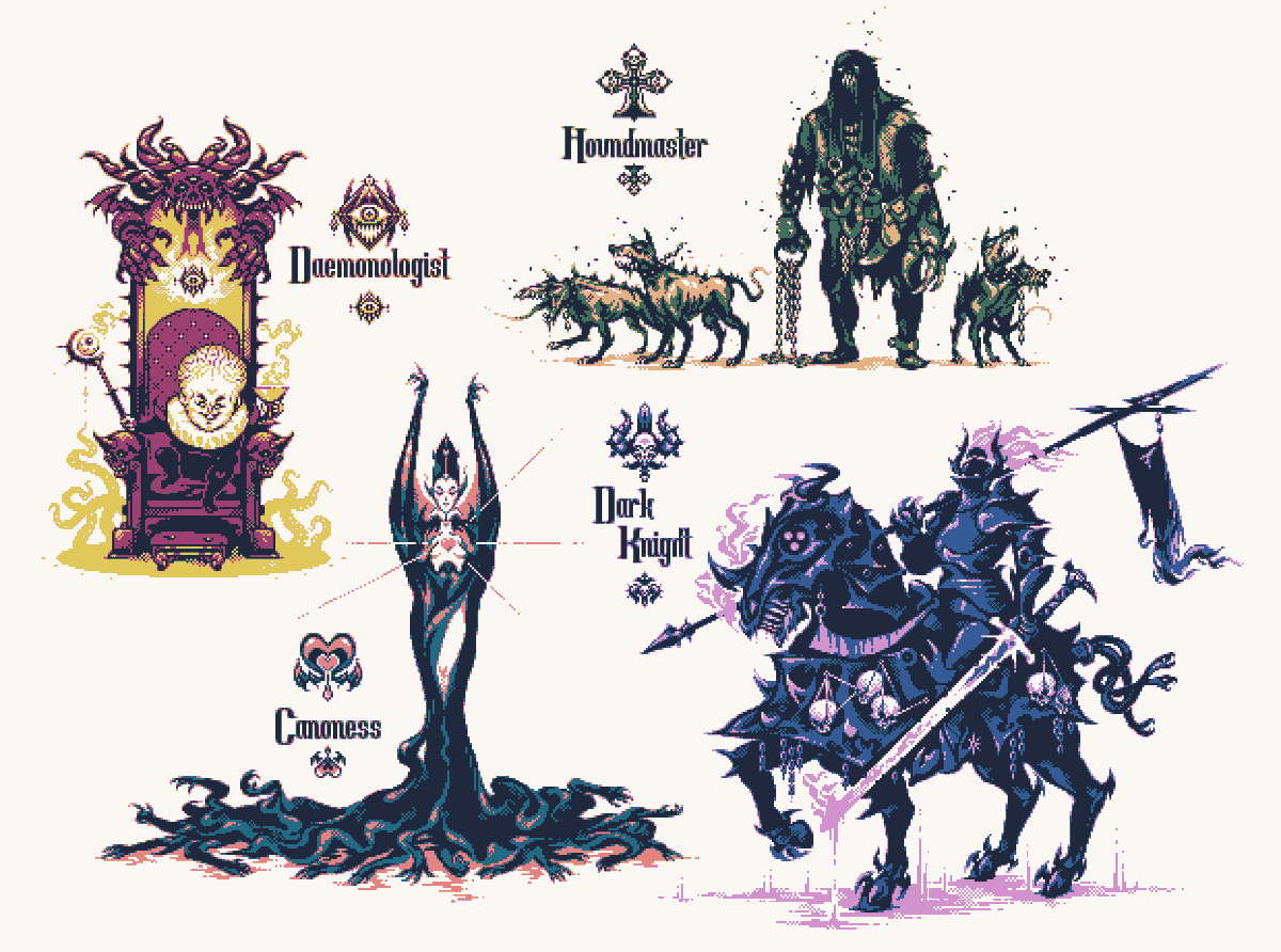 #4styles #pixelart #ドット絵   Some old stuff I'm proud of :) https://t.co/NfctDrNkco