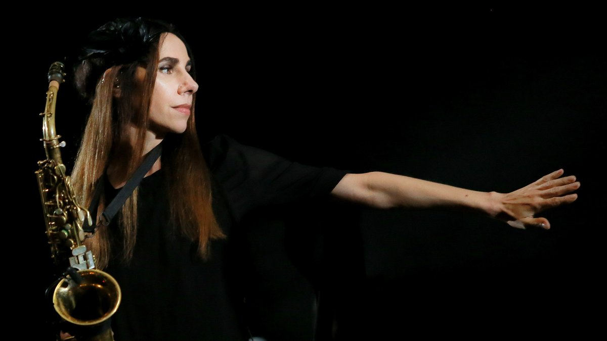 Which PJ Harvey album is your all-time favourite?   In 2011, PJ became the first artist to win the @MercuryPrize twice with 'Let England Shake'. 🖤  @BBC6Music's The Complete Mercurys podcast takes an in-depth look at the album. Listen on BBC Sounds 🎧 https://t.co/JMr0oXvaH7 https://t.co/egrenL9Vjx