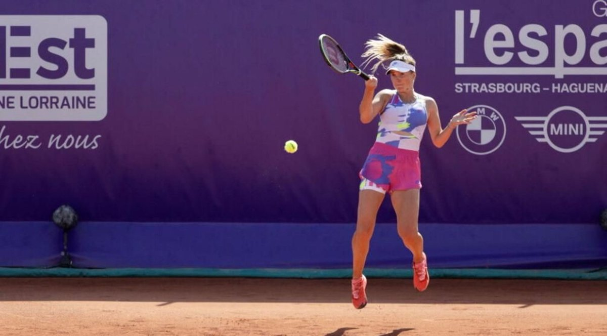 Elina Svitolina, the second seed, shook off a spirited challenge from Magda Linette in her opening match at the Internationaux de... - https://t.co/W8AqqFVACP #ElenaRybakina #ElinaSvitolina https://t.co/tADAkIiPRD