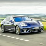 Image for the Tweet beginning: Porsche Panamera Turbo S review: