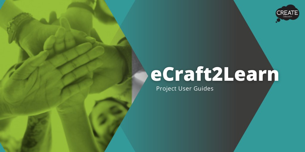 test Twitter Media - 📚 RESOURCE SPOTLIGHT📚 Check out these @eCraft2Learn user guides...  👉https://t.co/MPdc5lQJBh  Enabling you to embed maker technology into the curriculum! #Coding #DIY #electronics #STEAMEducation https://t.co/TIVoTxtX4Q