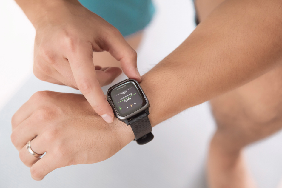 Garmin's Venu Sq is another Apple Watch lookalike