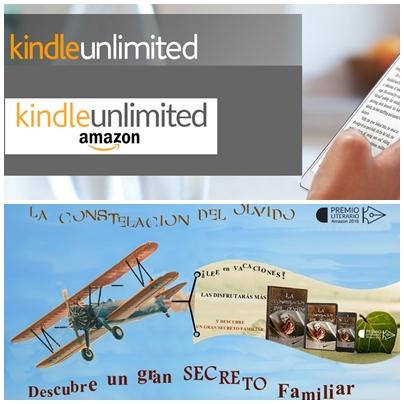 ✳️Disfruta de lectura #GRATIS con #KindleUnlimited. SUSCRÍBETE AHORA 📚 🥳⭐️🌞  👉 https://t.co/91A0eRtZgE  Incluso podrás leer mi #novela #Laconstelacióndelolvido y muchas más!!  👉 https://t.co/y15m5pEzlo  @pilarescritora #Kindle #Amazon #FelizLunes https://t.co/uo9GvTjXfJ