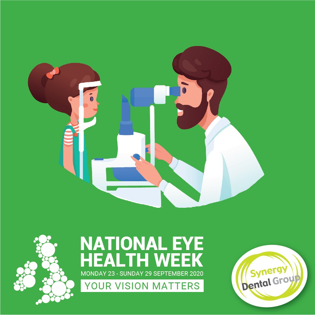Vision really matters. Sight is the sense people fear losing the most, yet many of us don't know how to look after our eyes – National Eye Health Week aims to change all that! . https://t.co/ix0bQsPPgo . #eye #eyehealth #nationaleyehealthweek #stayhealthy #glasses #vision https://t.co/VrVFJnoAmK