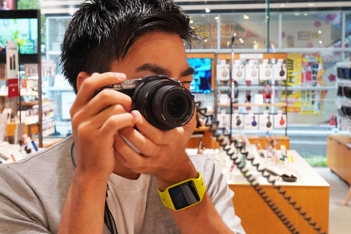 フルサイズミラーレス一眼カメラ α7C を触ってきたレビュー(その3)静止画撮影時も動画撮影時も進化したAF周り。いつでも発動できる「リアルタイムトラッキング」が異常に便利。 https://t.co/tqP2ntHmhu  #a7c #α7C #SONY #alpha https://t.co/NMODAyiaz8