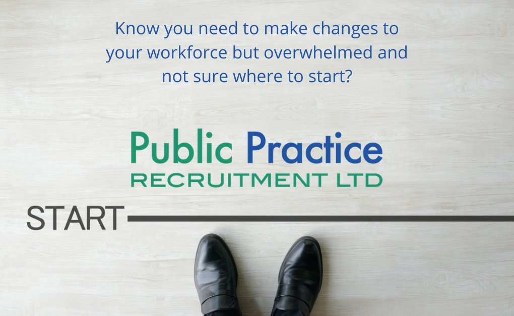 As a leader in accountancy you may be feeling pretty loaded under the burden of your responsibilities.   We're on standby to support you with workforce planning and associated recruitment. Email info@publicpracticerecruitment.co.uk and we'll get the ball rolling. #accountant https://t.co/nuCdo2fEfk