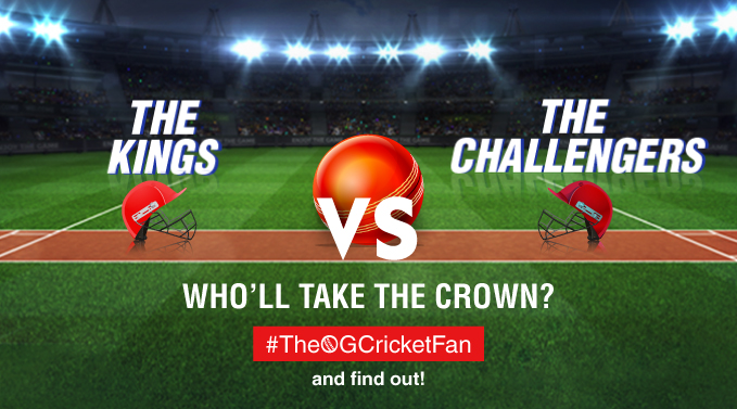 Use statistics or sheer luck to predict the winning score of tomorrow's match! The ones who guess the closest score get a chance to win amazing Lee Cooper merch! Don't forget, the contest ends at 7.30PM tomorrow! Get on predicting. #TheOGCricketFan  . T&C: https://t.co/22jBylPEQb https://t.co/VvoFQEYfDE