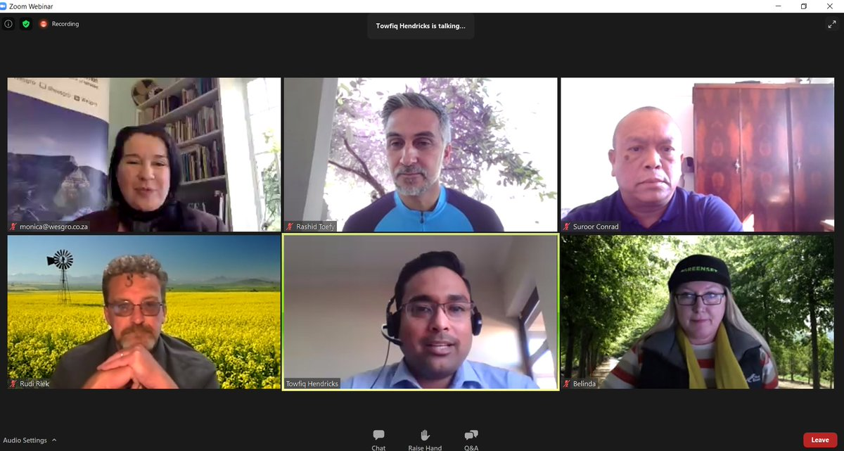 """#ICYMI: Today, our Film & Media Promotion Unit hosted their first webinar of a series taking place at @GrifffilmFest 🎥  This #FilmReadiness Webinar was aimed at educating local municipalities on how to make their regions """"film-ready"""".   #WesgroFilm #GetYourGRIFFOn #FilmCapeTown https://t.co/4OPpqJLAAL"""