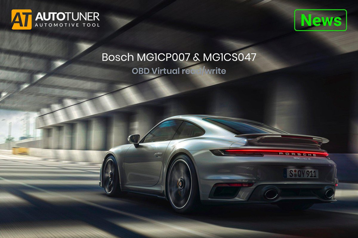 AddictBoost check out @AddictBoost for great images: #Porsche911 #porsche ... Porsche 992 Tuning set to open up + 718 9A2B6 4.0 and 992 GT3 4.0 - Bosch MG1CP007 & MG1CS047 OBD-II read/write cracked https://t.co/QfvtfBXRWc https://t.co/6MLeOFdYsu