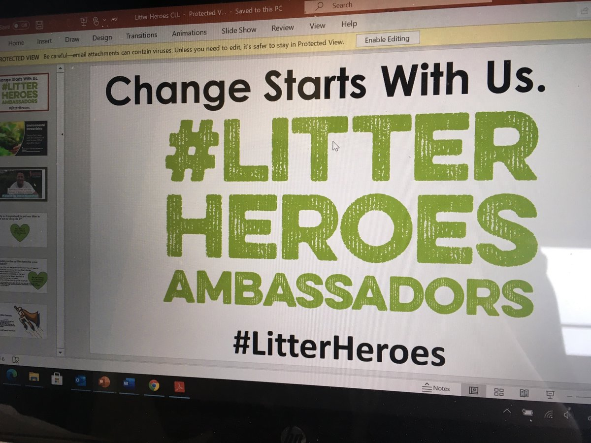 Have you seen our CLL activity this week yet? The Eco Committee are on the search for Litter Heroes! Please email Miss Beaver if you are interested. Full details given in CLL 🌿 https://t.co/owzMVrOp1O