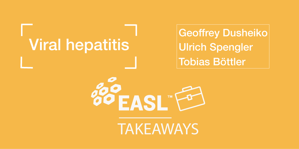 Keep an eye on EASL Campus tomorrow https://t.co/ybHozOt20F. The new EASL Takeaway on Viral #Hepatitis will be launched & will recap the key developments revealed at Digital #ILC2020. @EASLedu @JHepatology https://t.co/mHNzoMU2Lm