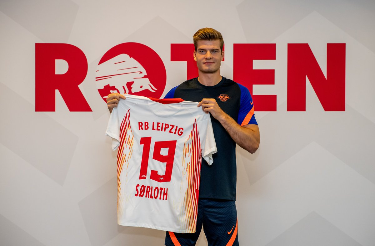 Rb Leipzig English On Twitter New Signing Alexander Sorloth Right From The Start It Was Clear To Me That I Wanted To Play For Rb Leipzig Rbl Have A Fast Attacking