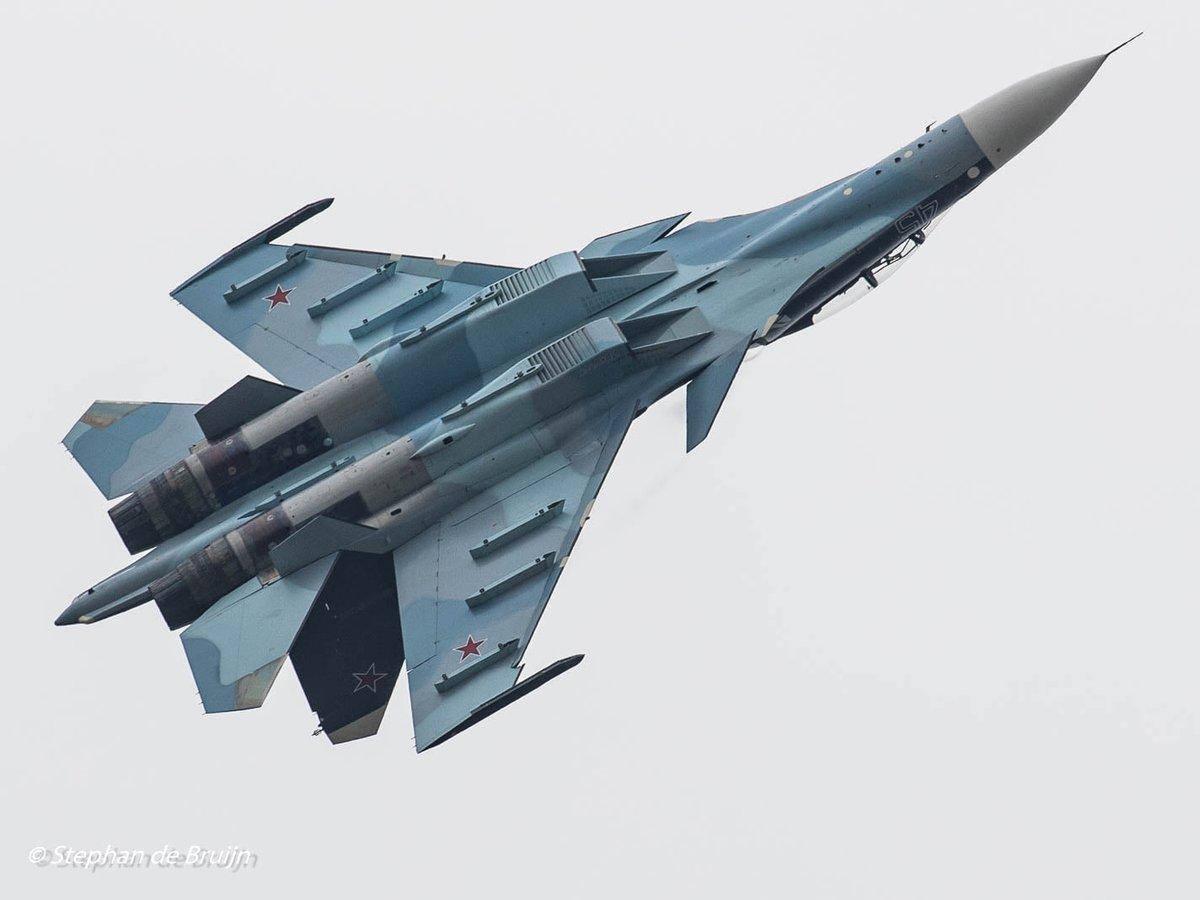 Russian air force Su-30Sm