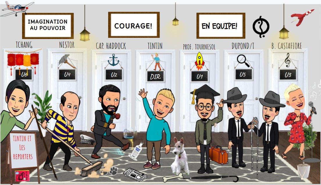 """También os dejo unas """"Google slides"""" https://t.co/p2CZ4qMgxR Donde presento los dos primeros temas y sus personajes...con enlaces a cómics, películas, juegos, gramática, temas sociales.... 😊 https://t.co/1XN0Oci5fZ"""