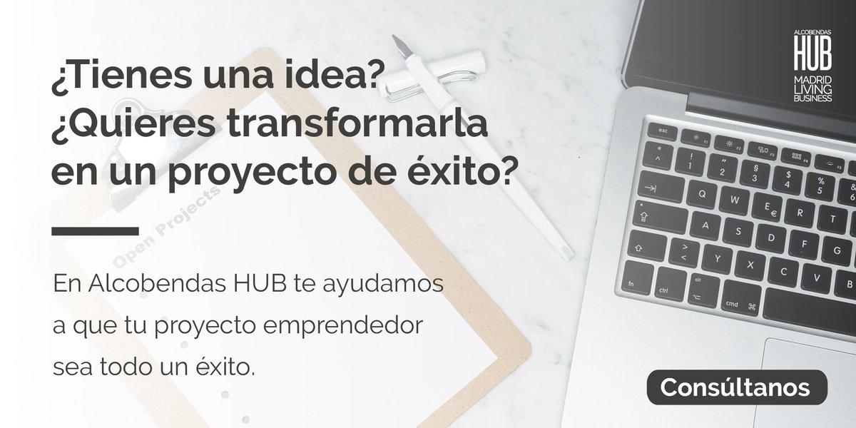 ¿Pensando en crear tu propia #startup? ¿Por qué no hacerlo en Alcobendas? Te ofrecemos el mejor ecosistema y las mejores sinergias para que tu proyecto sea sinónimo de éxito. Confía en nuestra experiencia https://t.co/Mz5AVuIF9L #Alcobendas #startups #ideas #exito #talento https://t.co/WL1H4GEAMp