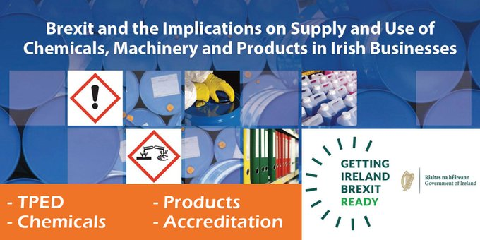 .@TheHSA are hosting webinars over the coming weeks to help get your business #BrexitReady, covering:  ➡️Accreditation ➡️Industrial products ➡️TPED ➡️Chemicals  The first takes place next Thursday, 1 October. Find out more and register at https://t.co/4jYk4U4Mh1 https://t.co/fpKPab3yTl