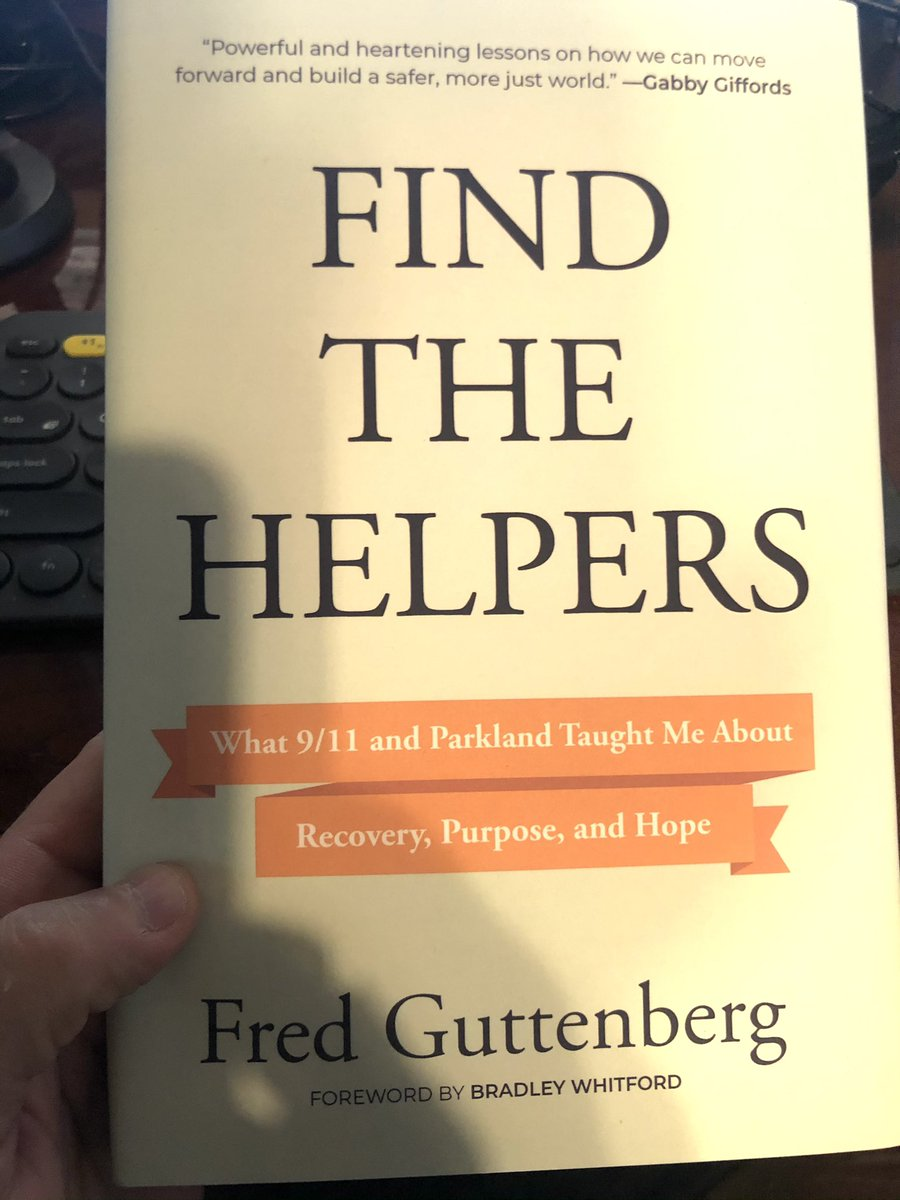 Shipping from my local bookstore (@theLitBar) took a few extra days, but it's here. Even in the  bleakest of times there are those who will work tirelessly to build a better world. Looking forward to reading this new  @fred_guttenberg book. https://t.co/HCqW7r3XEw
