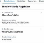 Image for the Tweet beginning: #HabraConsecuencias @arilijalad ACÁ EN PALERMO Gracias