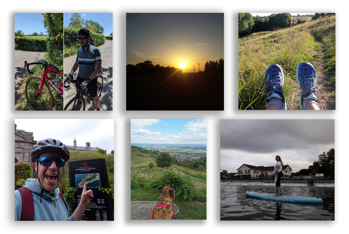 We started a staff challenge to complete a virtual lap of the world as lack of exercise in lockdown was a concern. Our super fit staff walked, jogged, cycled and paddle boarded their first lap of the world by mid-August and show no signs of stopping there! #NationalFitnessDay https://t.co/6TbmBTjqx5