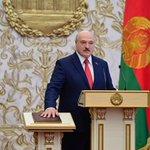 Image for the Tweet beginning: El presidente de Bielorrusia, Alexander