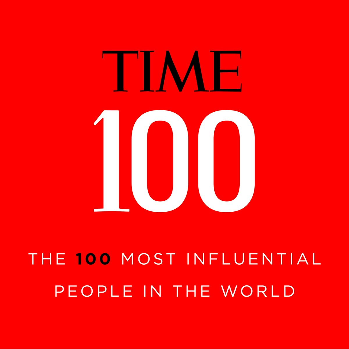 Proud to be included in the 2020 #TIME100 list. See the full list here:https://t.co/eJ6Am9iZAe https://t.co/6zQbR2taJZ
