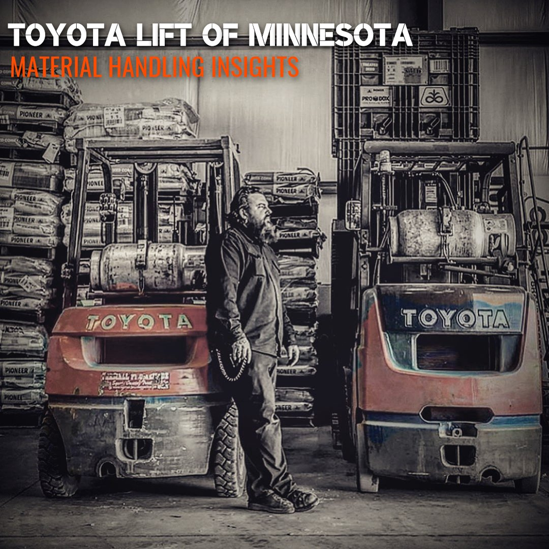 Toyota Material Handling Insights:   Comprehensive Articles, Videos, and Photos on Topics like #Warehousing, #Forklift Trucks, #Logistics and so Much More   Don't Miss This Issue 129: https://t.co/MrN2iQzUPg https://t.co/dAJ5O0zxbk