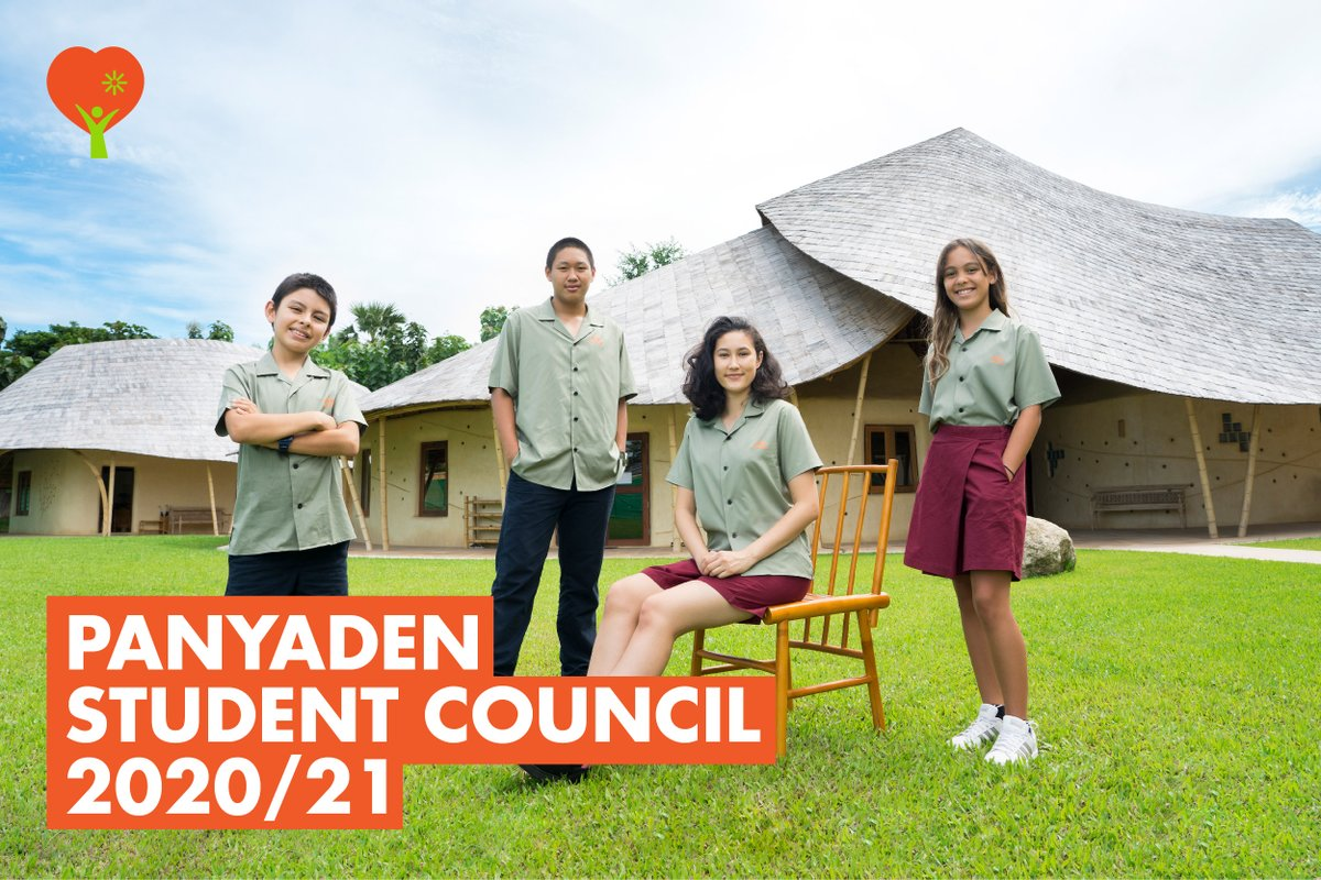 We proudly present our newly selected #StudentCouncil #StudentLeaders! Congratulations, Sita, Leo, Celina and Jump! 👏 #WeArePanyaden #StudentVoice https://t.co/ylg9tv0BD9