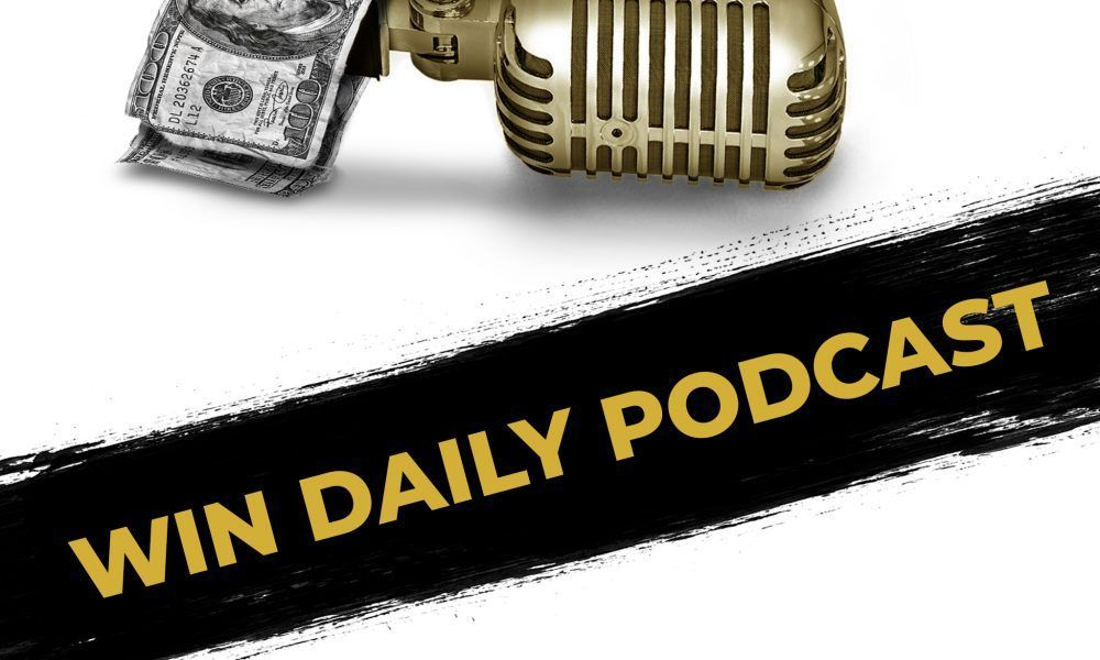 We have double podcasts today! Check out the @WinDailySports Show for some fun, informative DFS and betting information. #MLB DFS https://t.co/WdwLlzOYbb #PGA DFS https://t.co/3fP56fumCK https://t.co/zuItZWqZH8