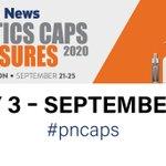 Image for the Tweet beginning: Plastics Caps & Closures 2020