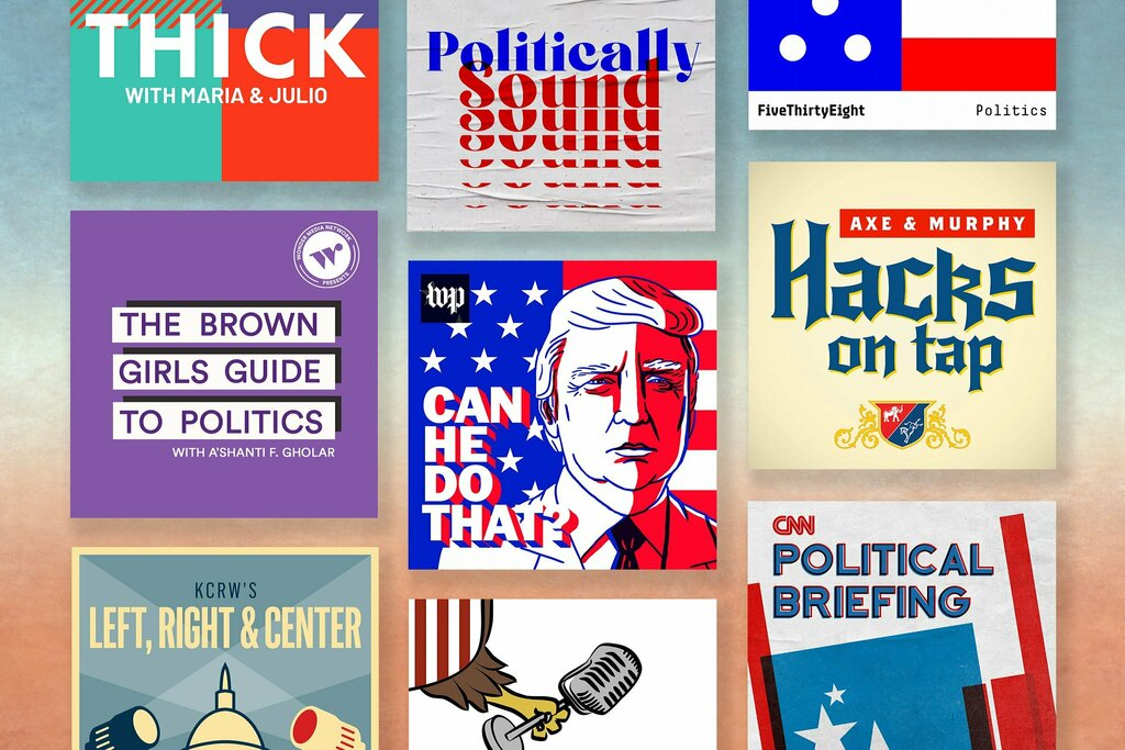 The Best Politics Podcasts to Help You Make Sense of the 2020 Election (via #TIME) #celebrity #entertainment https://t.co/7GVXnChiMM
