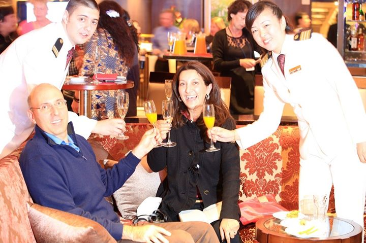 Welcome on-board! https://t.co/RrmUtSxkEt  #Cruise #China #Yangtze #Travel #River #Luxury #CenturyCruises https://t.co/oQPZt33rVq