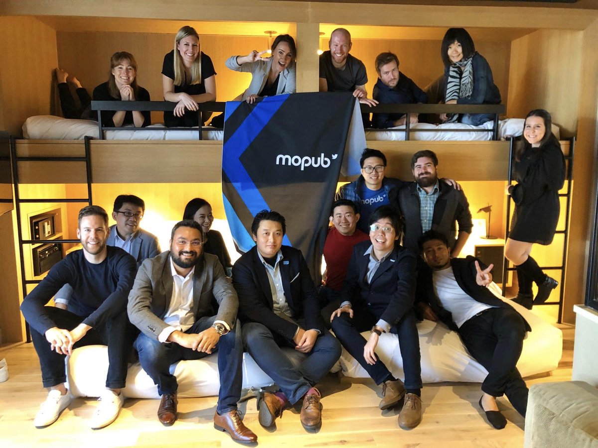 Happy 10 years @mopub! My memorable #MoPubMoment is #momentumTokyo2019 on my Day4 after I joined, and the 1st time to get hangover with those new dudes at #afterparty. https://t.co/mYZa1VHTol