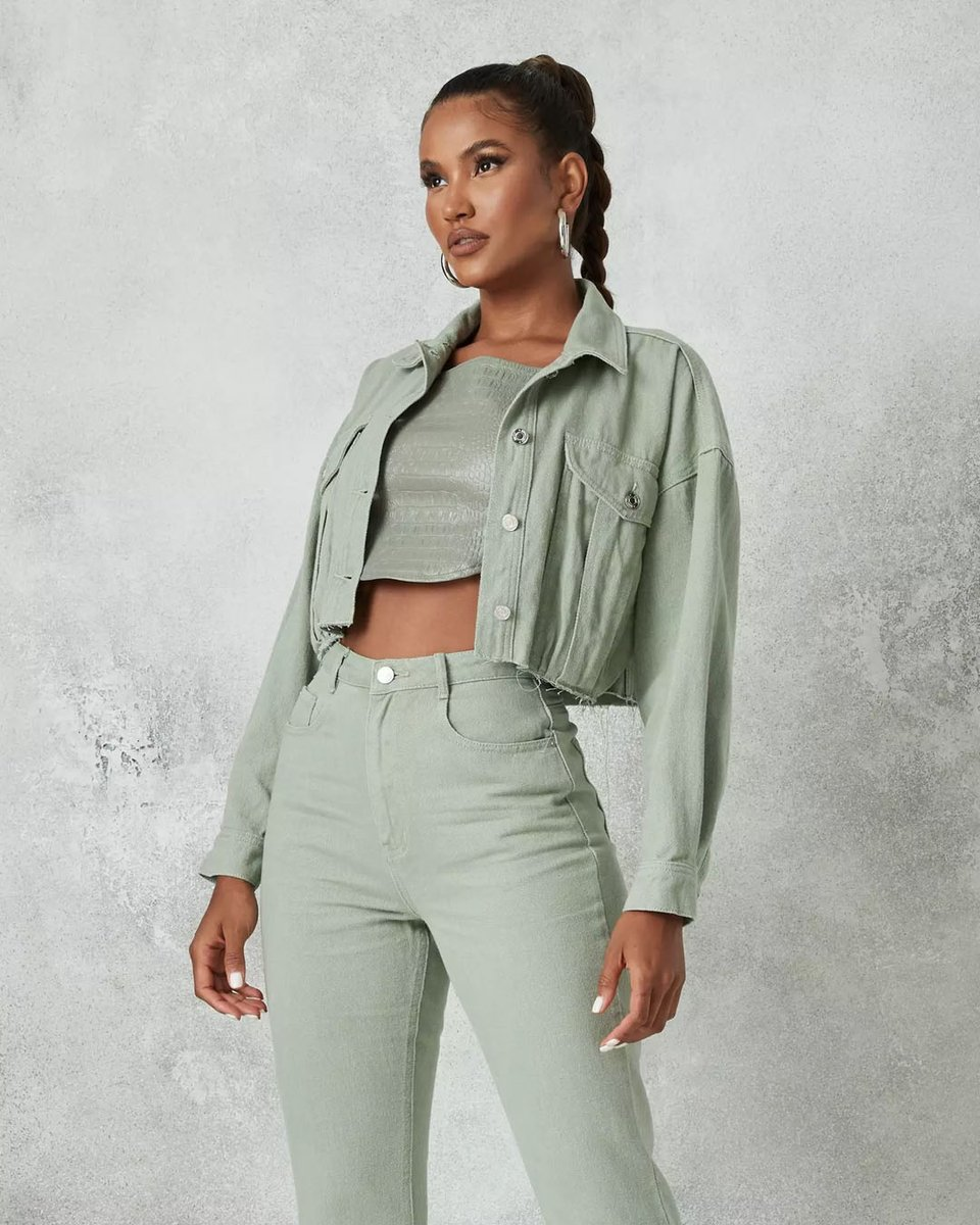 Your wardrobe called, it needs these denim fits ⚡ Shop all these + more denim jackets https://t.co/jfl5Tubz0d 🛒#missguided https://t.co/AcU6wCm1uu