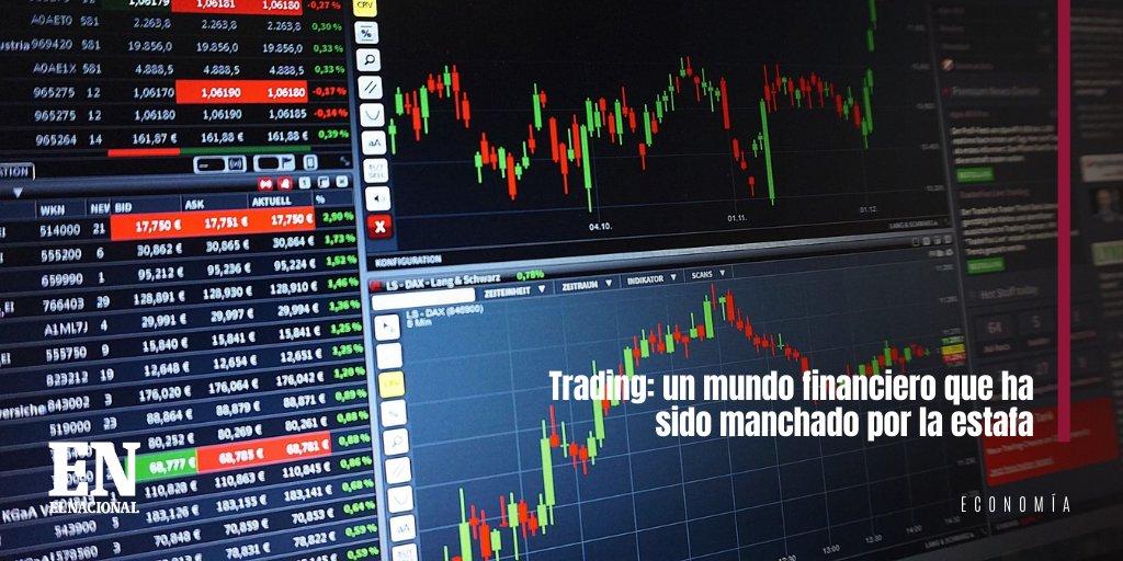 Trading: un mundo financiero que ha sido manchado por la estafa | Por @WPerdomoD #ENEconomía https://t.co/G5tUfLixOE  https://t.co/u7RHDnvXYI