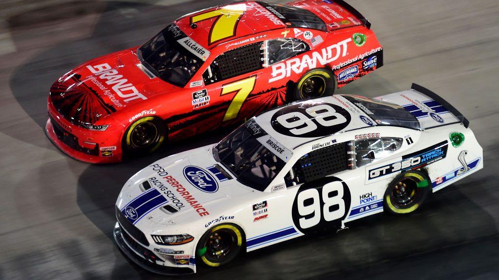 Las Vegas Xfinity lineup https://t.co/A7kuG451kV #NASCAR https://t.co/aLluym8OqO