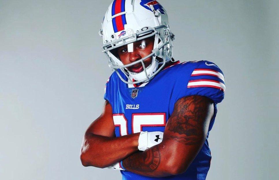 Bills signed RB Antonio Williams to their practice squad https://t.co/sF8ybNi7PW #NFL #NFLDraftNews https://t.co/YqjdsNHJz7